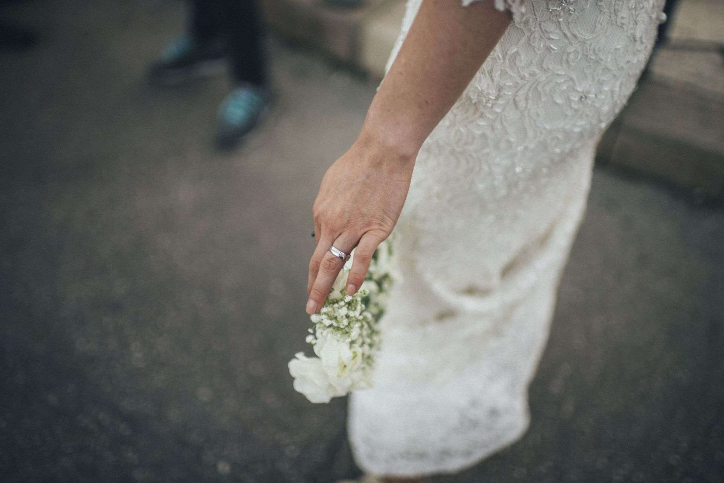 dalmatian wedding :: split in love