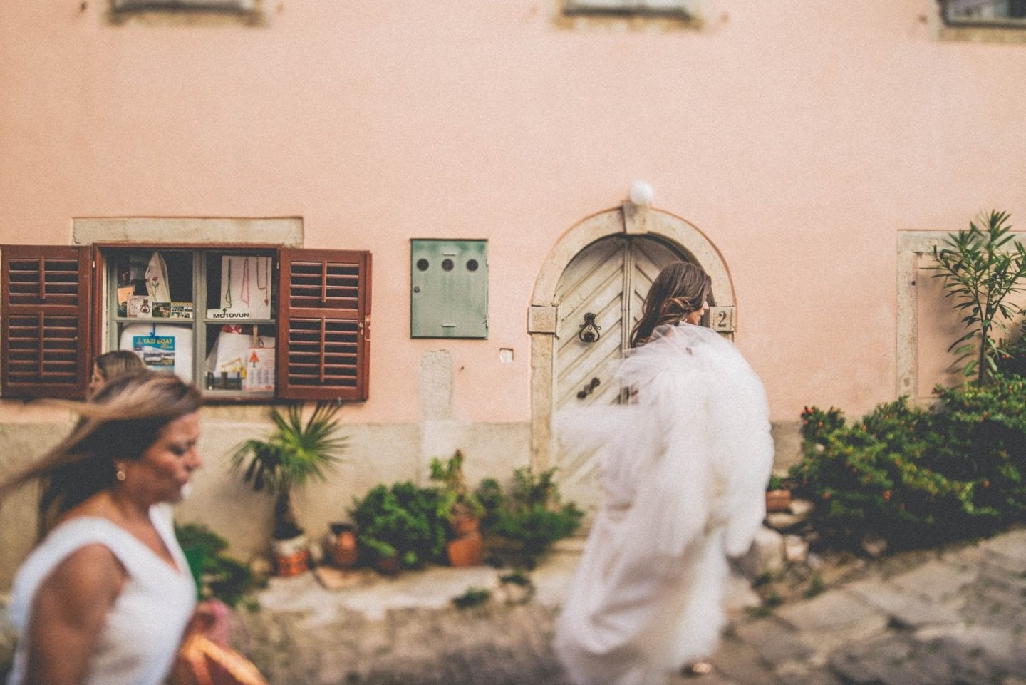 church wedding in motovun istria