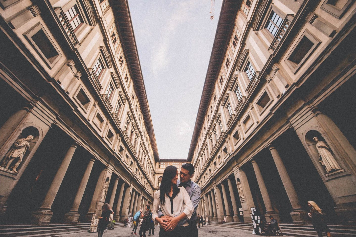 florence proposal engagement
