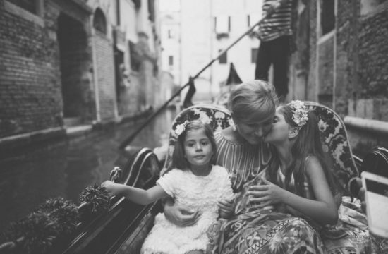 venice family photo session
