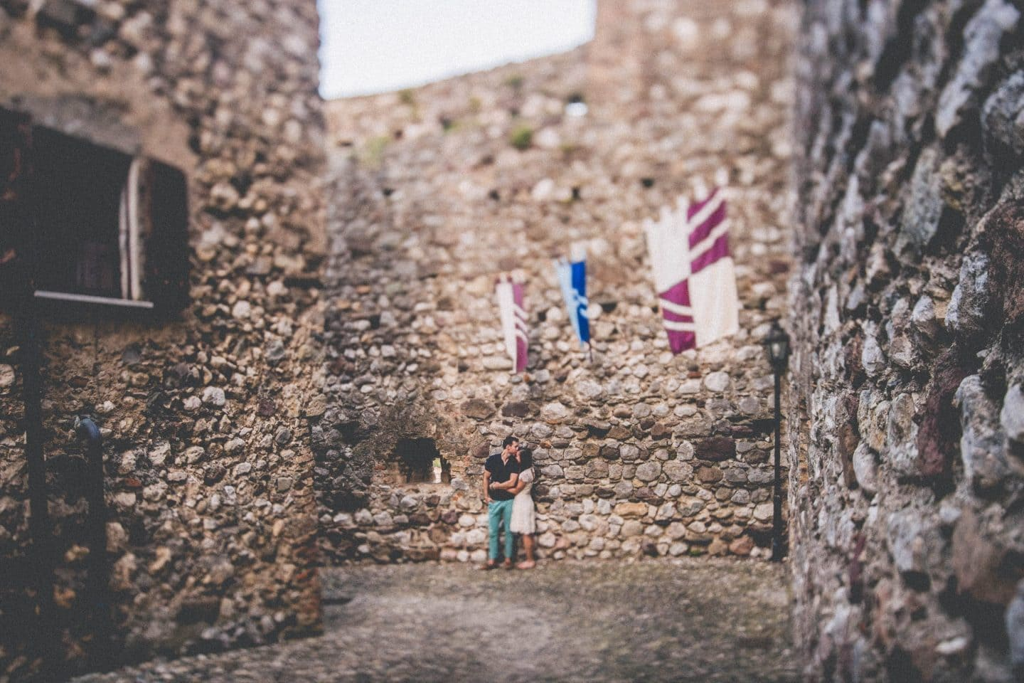 engagement lago di garda lake