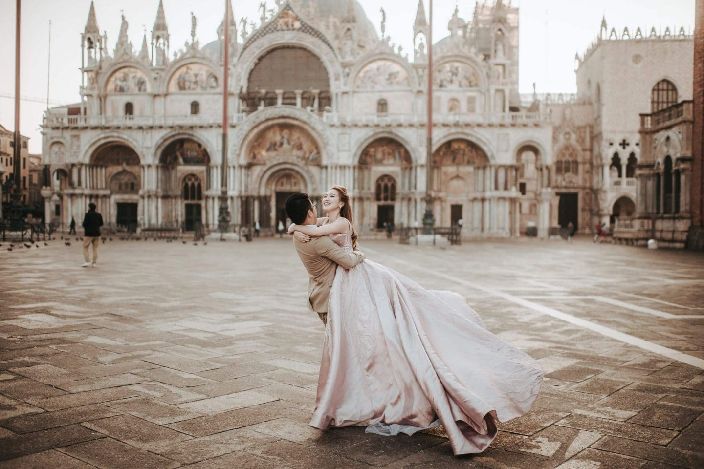 pre wedding photographer venice italy