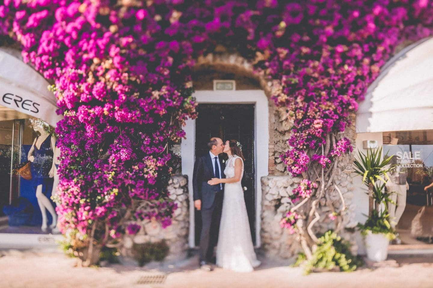 wedding photographer capri italy
