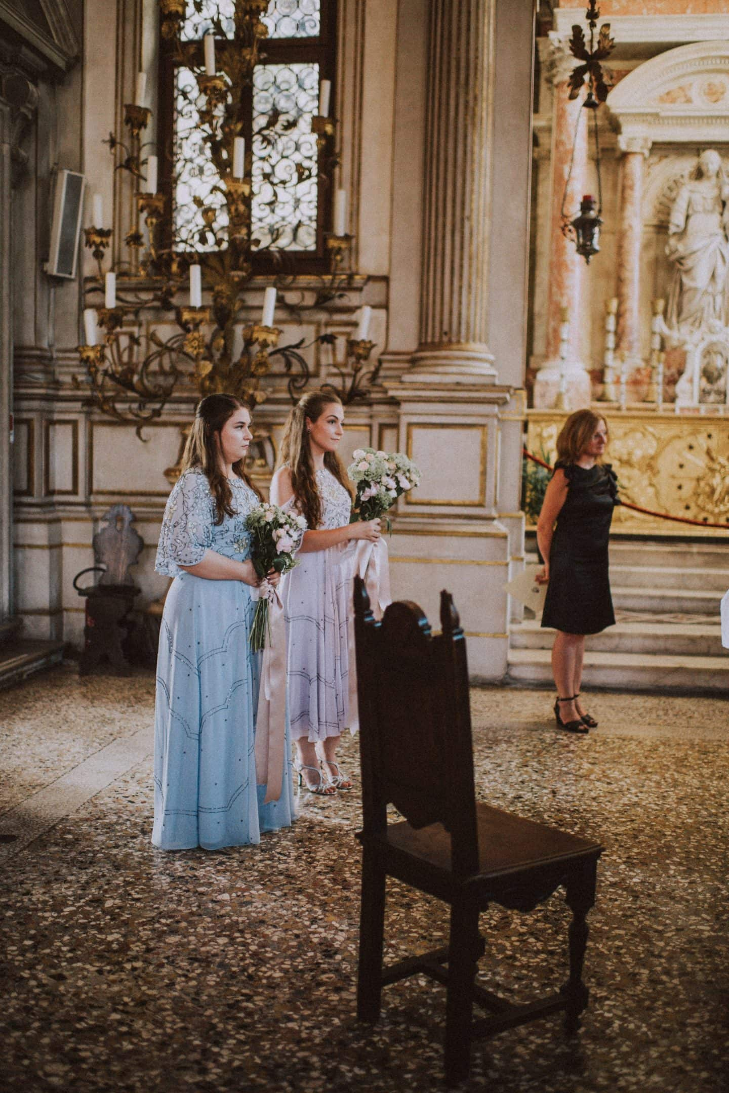 intimate venice wedding at scuola grande dei carmini