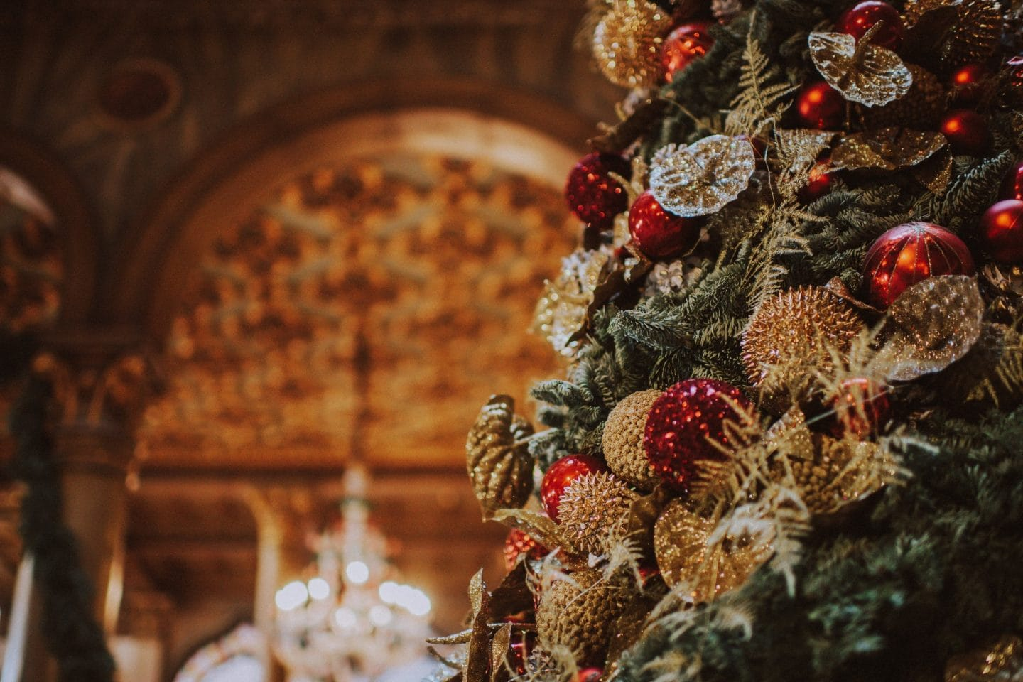 christmas intimate wedding venice hotel danieli